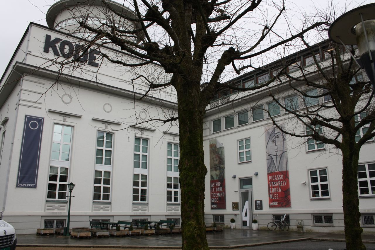 Kode galleries and museums