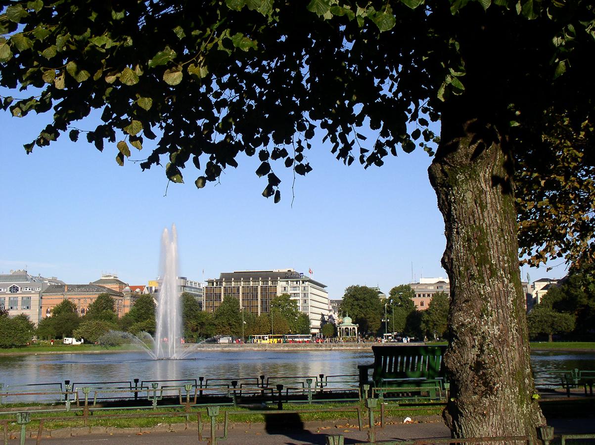 Lille Lungegårdsvann Byparken