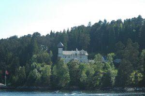 Lysøen, composer's home, Ole Bull