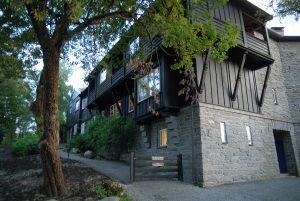 Siljustøl, Harald Sæverud's home