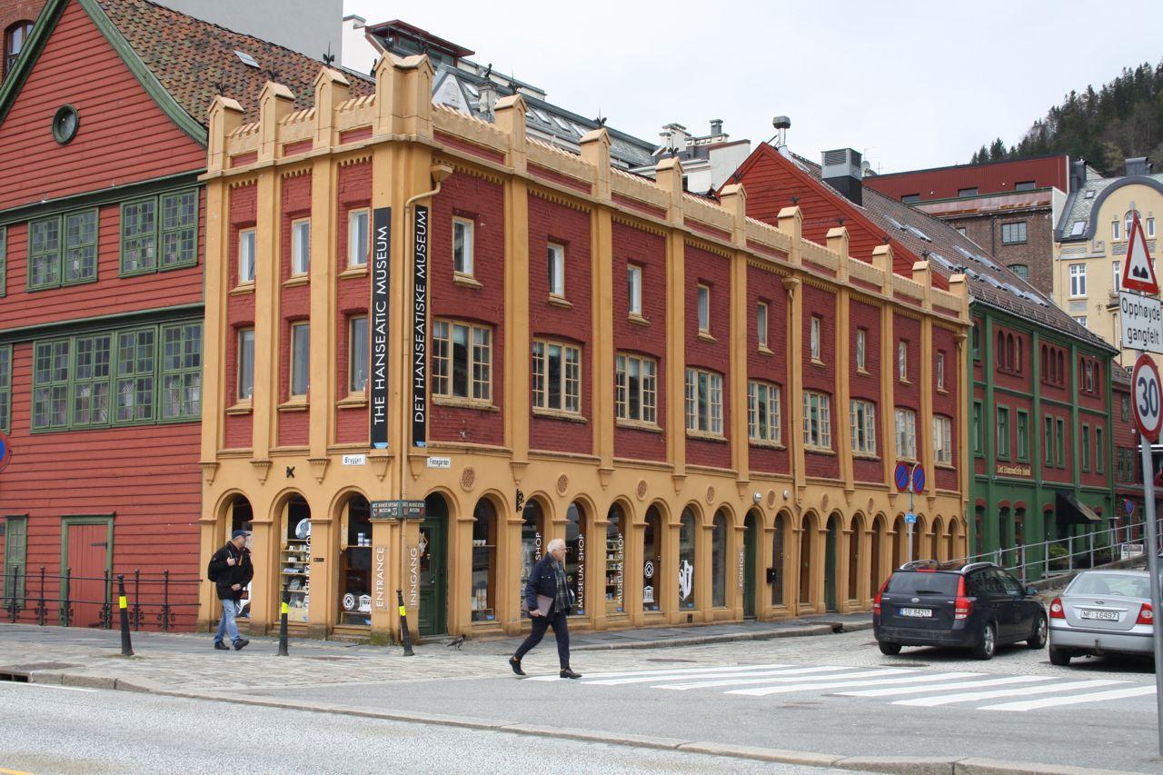 Hanseatic Museum, Bergen