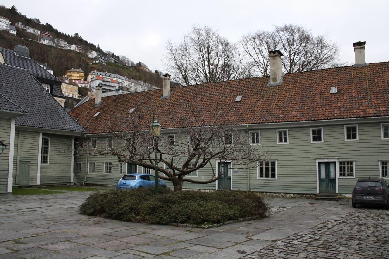 St. Jorgens Hospital, Bergen