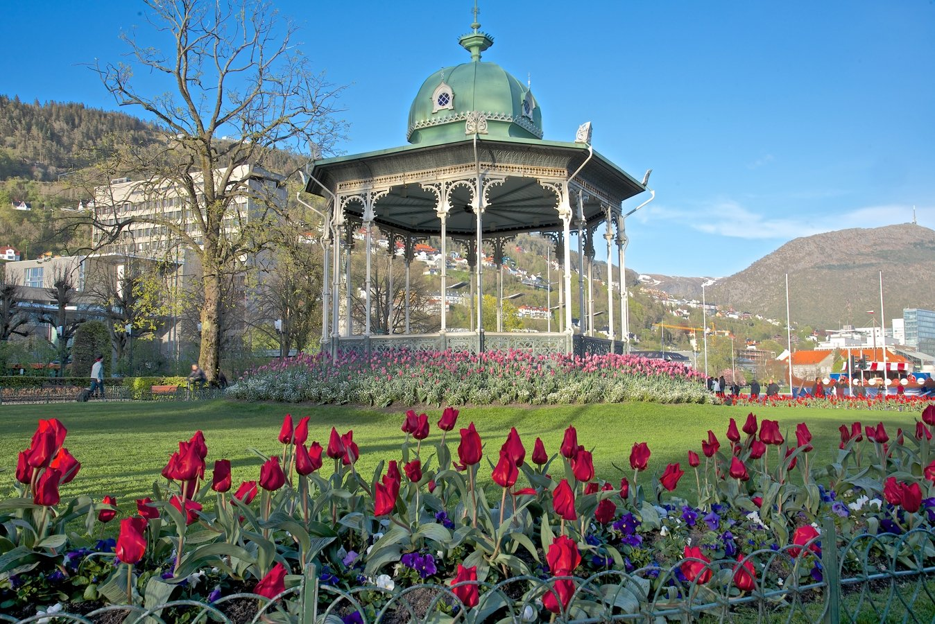 Byparken 15 may 2015