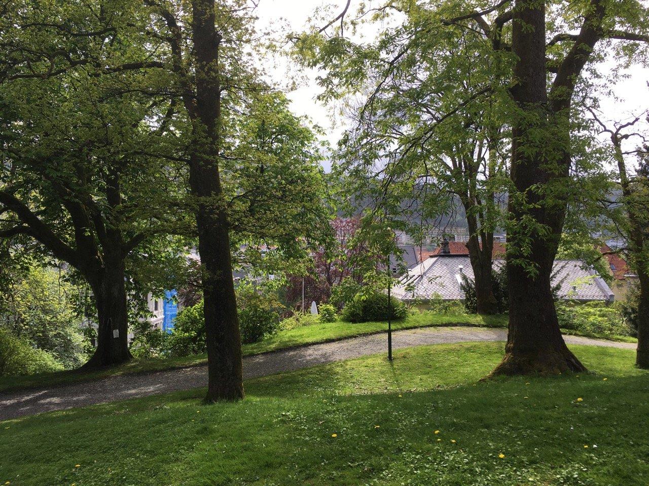 Nygårdsparken, Møhlenpris