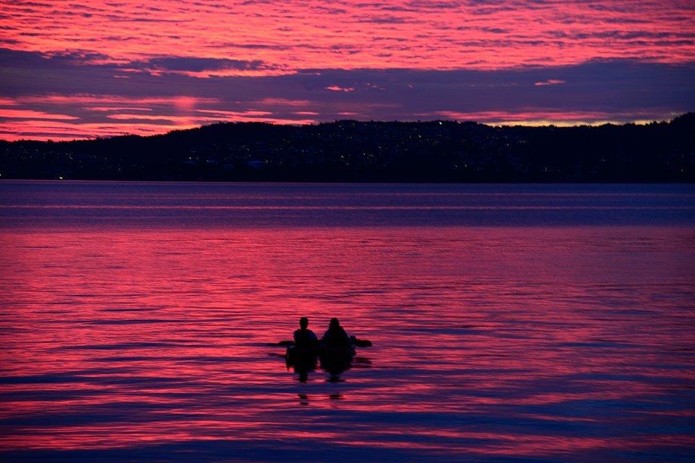 Execeptional light, Sandviken